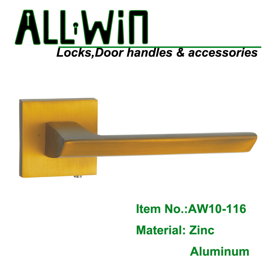 AW10-116 Modern Door Handle Chinese Factory