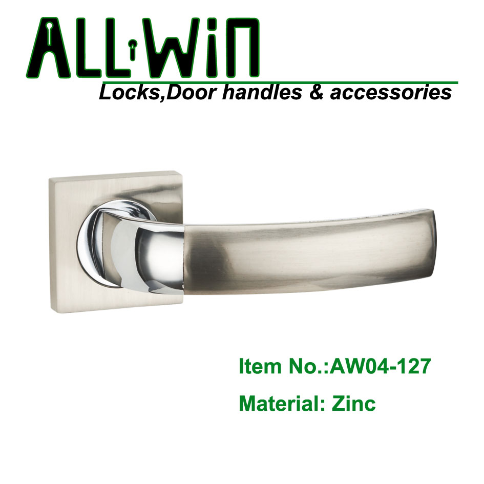 AW04-127 Modern Shower room Door Handle lever Lock
