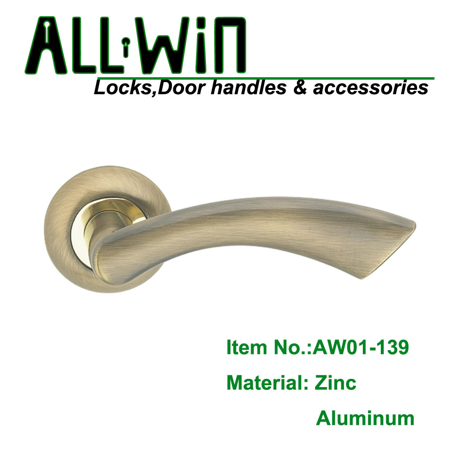 AW01-139 handle door hardware