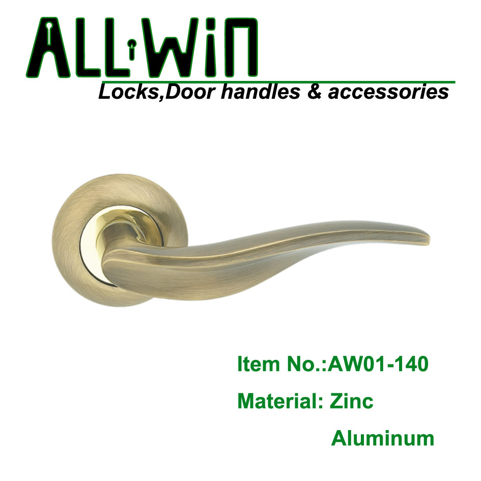 AW01-140 door lock handle