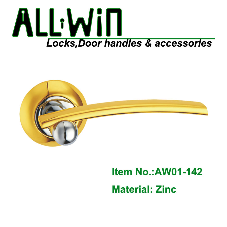AW01-142 Hottest door handle lock