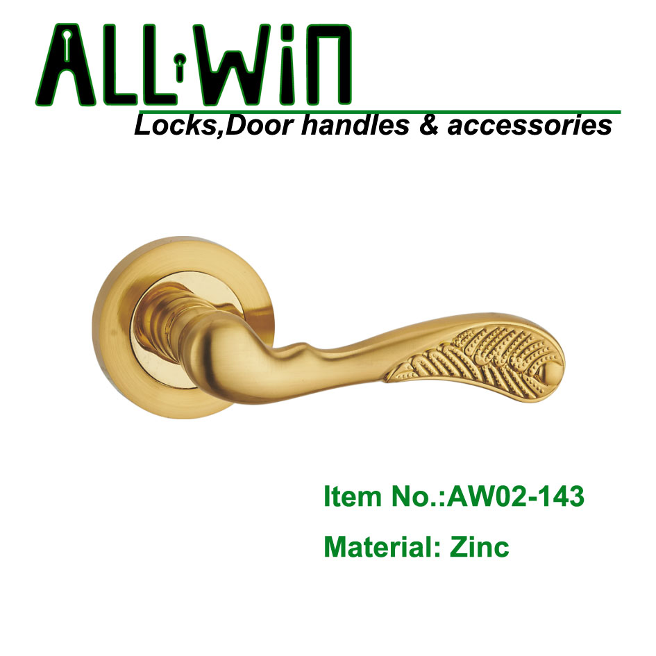 AW02-143 Cheapest door handle lock