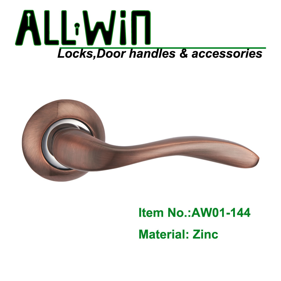 AW01-144 Popular door handle lock