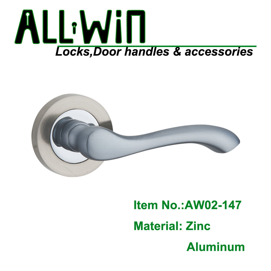 AW02-147 Cheapest Bathroom door handle lock