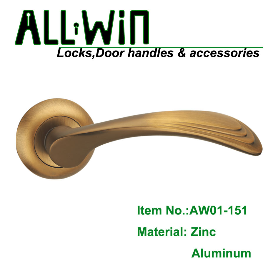 AW01-151 Best Selling Door Handle Locks Made In China