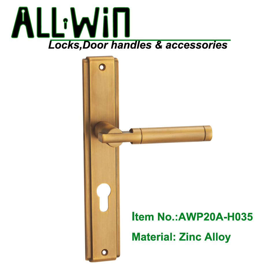 AWP20A-H035 Door Handle On Panel