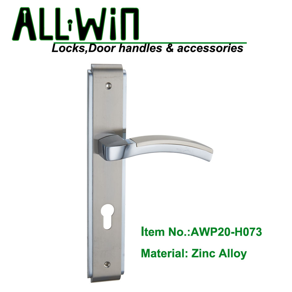 AWP20-H073 Plate Door Handle Chinese Factory