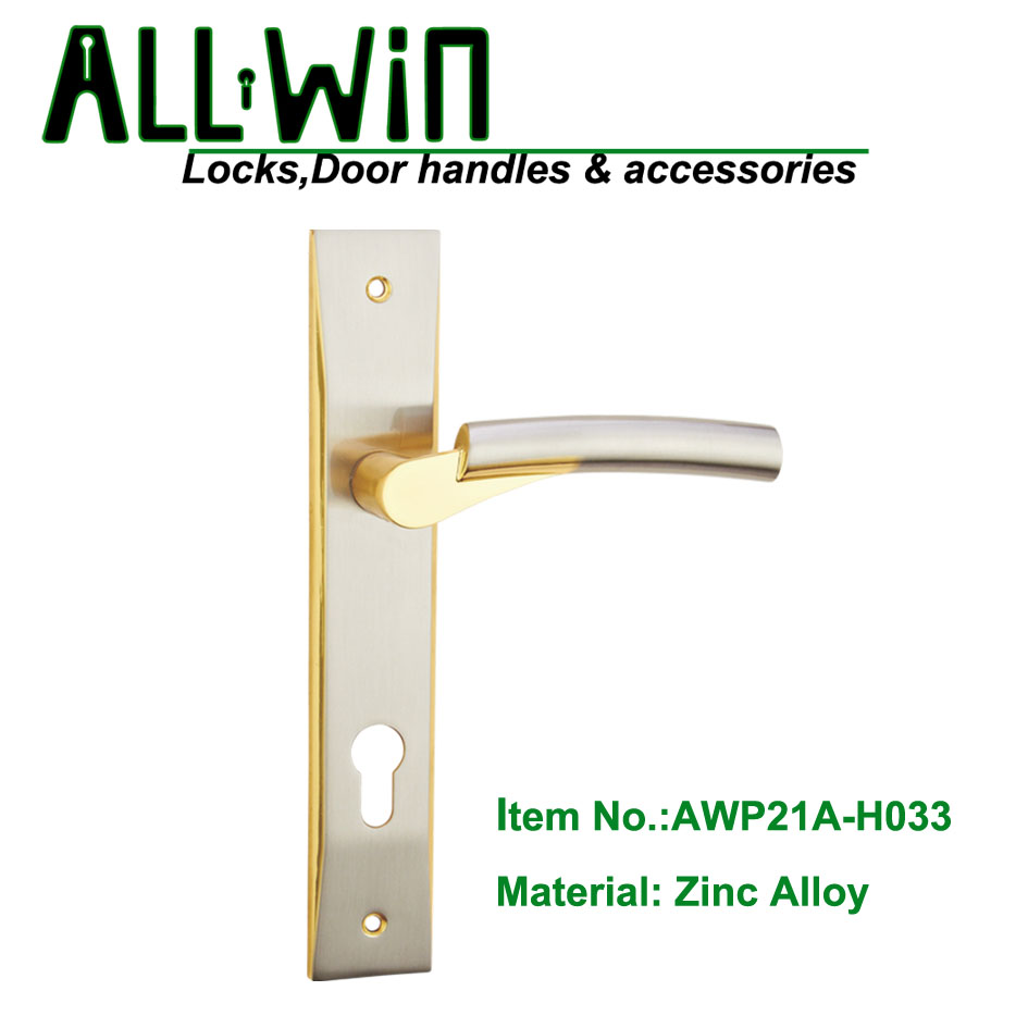 AWP21A-H033 Panel Door Handle made in China