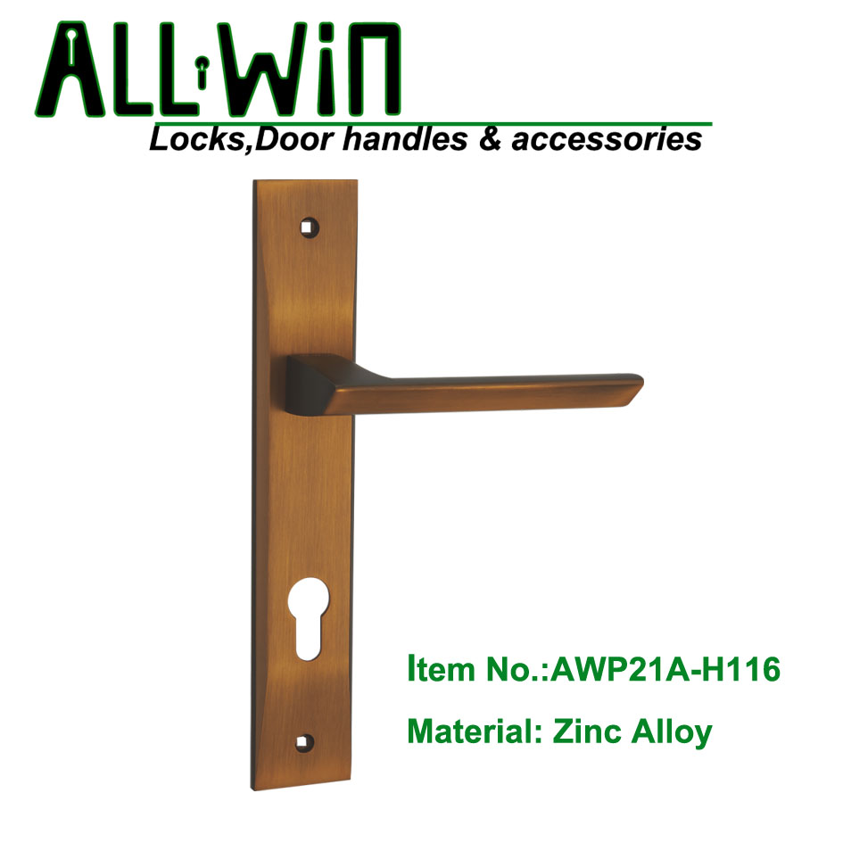 AWP21A-H116 Panel Door Handle Chinese Factory