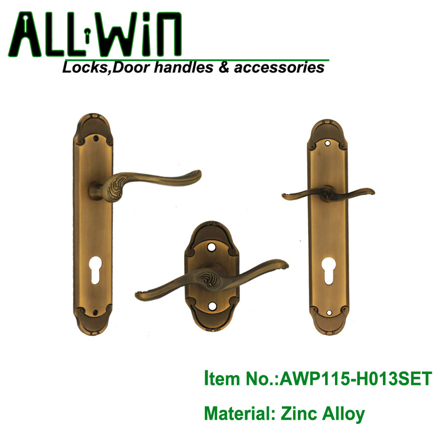 AWP115-H013SET Hotttest Egypt Door Handle
