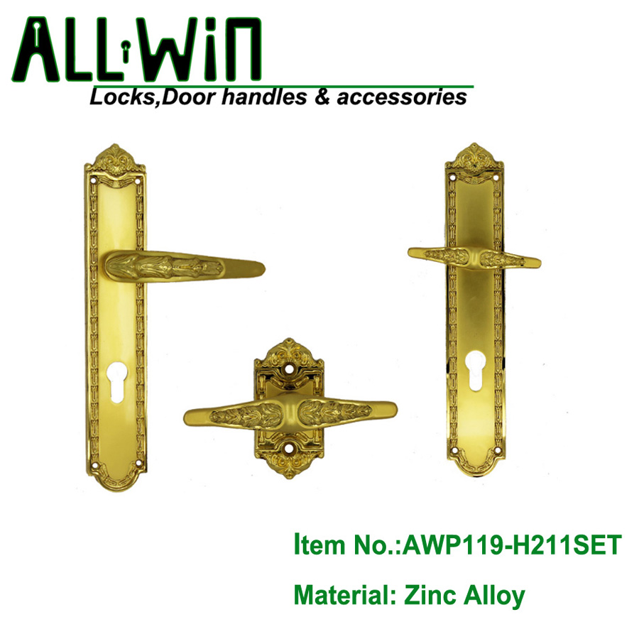 AWP119-H211SET Most Popular Egypt Door Handle