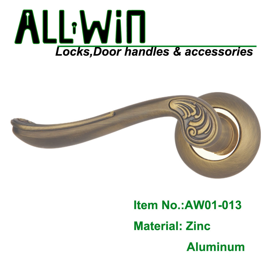 AW01-013 Chinese Door Handle WenZhou Factory