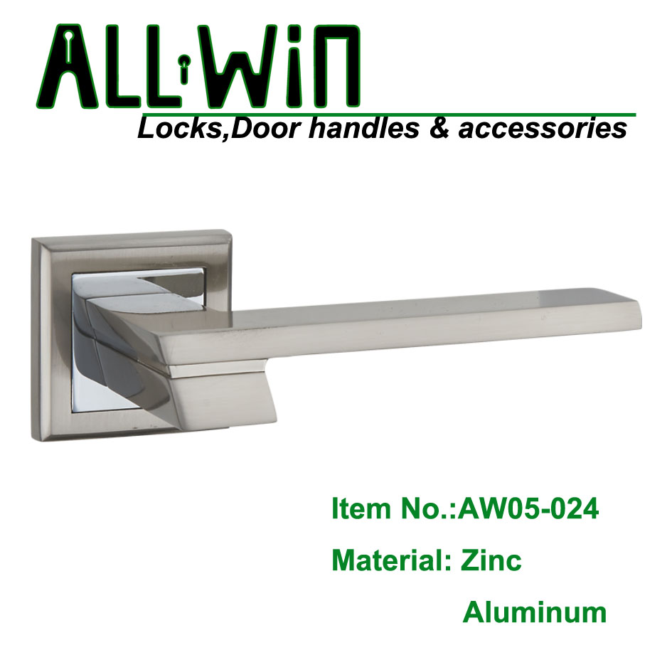 AW05-024 High Quality Door Handle Levers