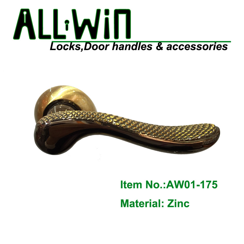 AW01-175 Fresh Modern Door handle Mid east