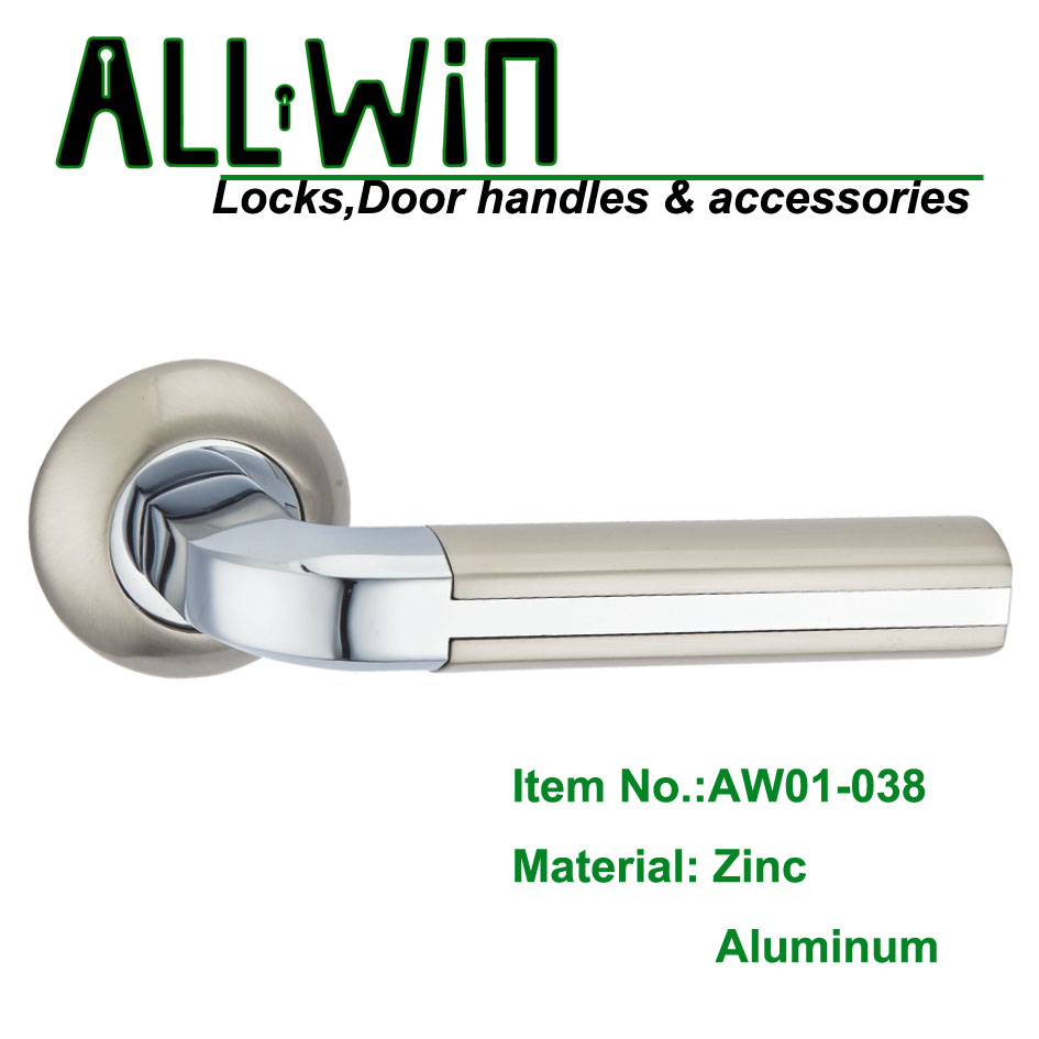 AW01-038 contemporary door handles