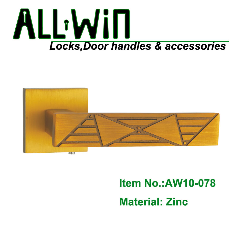 AW10-078 Chinese Modern Door Handle Manufacturer